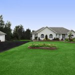 A 1 Sod lutz land o lakes new lawn green sod